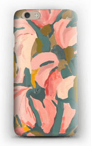 Blomsterblad cover IPhone 6