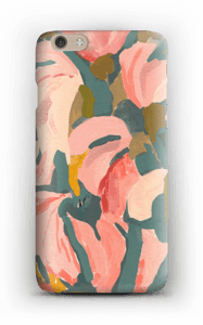 Pink Flower case IPhone 6 Plus