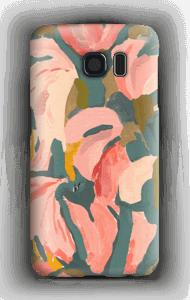 Blomblad skal Galaxy S6