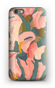 Blomsterblad cover IPhone 6s Plus tough
