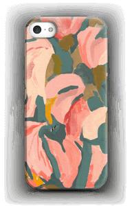 Blomblad skal IPhone SE