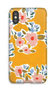 Garden Dream case IPhone X