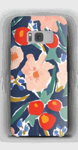 Blomsterfält skal Galaxy S8