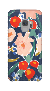Flower Field case Galaxy S9