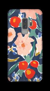 Blumenfeld Handyhülle Galaxy S9 Plus