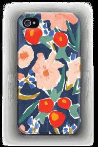 Blomsterfält skal IPhone 4/4s