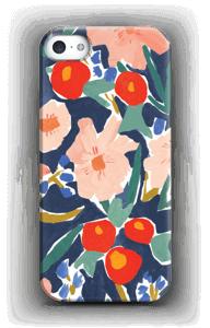 Peinture florale Coque  IPhone 5/5S