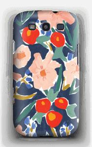 Blomsterfält skal Galaxy S3
