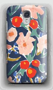 Blumenfeld Handyhülle Galaxy S4