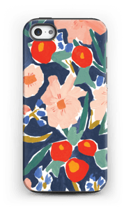 Flower Field case IPhone 5/5s tough