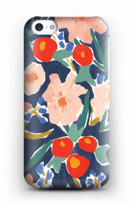 Flower Field case IPhone 5c