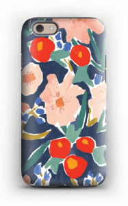 Flower Field case IPhone 6 tough