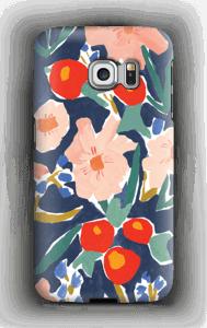 Blomsterfält skal Galaxy S6 Edge