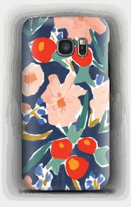 Blomsterfält skal Galaxy S7