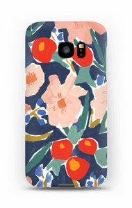 Flower Field case Galaxy S7 Edge