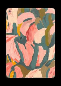 Pinke Blumen Skin IPad Air 2
