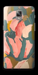 Pinke Blumen Skin OnePlus 3