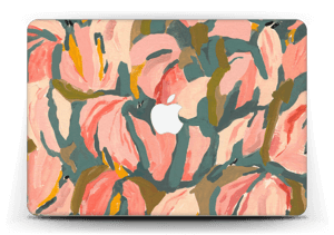 Light Pink Flower Skin MacBook Air 13""