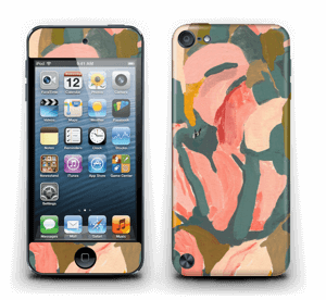Blomblad  Skin IPod Touch 5th Gen