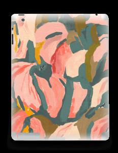 Light Pink Flower Skin IPad 4/3/2