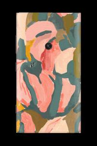 Pinke Blumen Skin Nokia Lumia 920