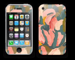 Light Pink Flower Skin IPhone 3G/3GS