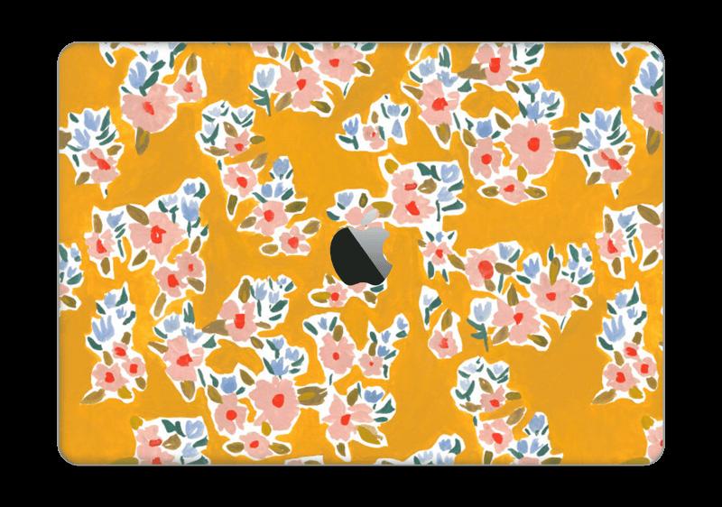 "Peinture estivale Skin MacBook Pro 13"" 2016-"