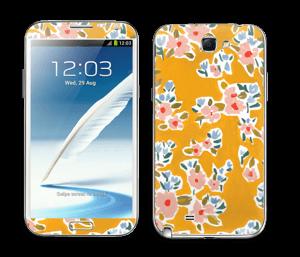 Garden Dream Skin Galaxy Note 2