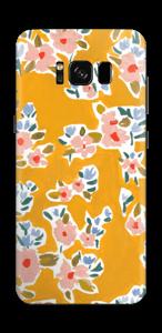 Gartentraum Skin Galaxy S8