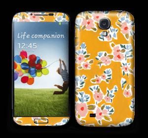 Garden Dream Skin Galaxy S4