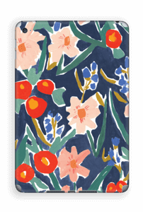 Flower Field Skin IPad Mini 4