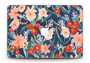 "Flower Field Skin MacBook Pro Retina 13"" 2015"