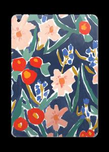 Flower Field Skin IPad 2017