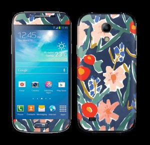 Flower Field Skin Galaxy S4 Mini