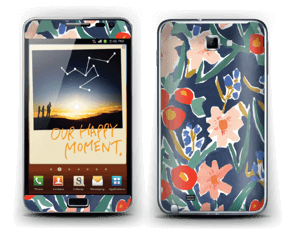 Flower Field Skin Galaxy Note