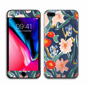 Flower Field Skin IPhone 8 Plus