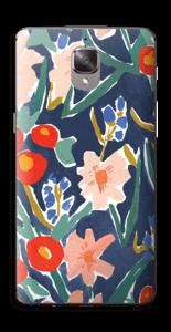 Flower Field Skin OnePlus 3