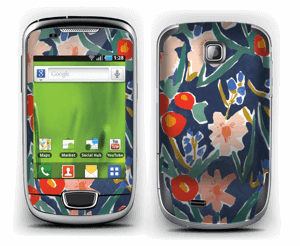 Flower Field Skin Galaxy Mini