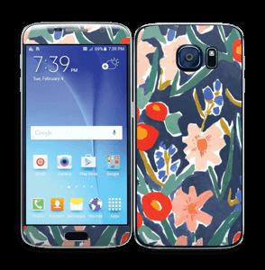 Flower Field Skin Galaxy S6