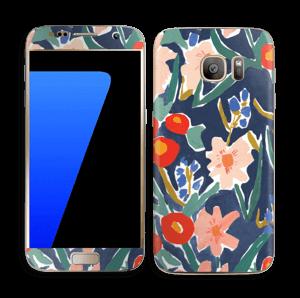 Flower Field Skin Galaxy S7