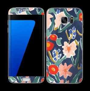 Flower Field Skin Galaxy S7 Edge