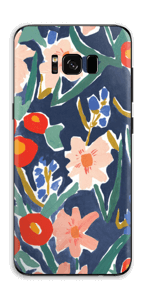 Flower Field Skin Galaxy S8 Plus