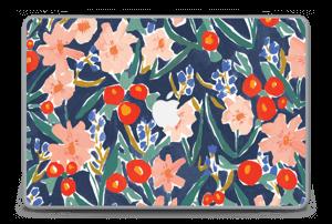 "Peinture fleurie Skin MacBook Pro 15"" -2015"