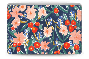 Flower Field Skin Laptop 15.6