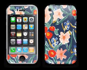 Flower Field Skin IPhone 3G/3GS