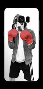 Street Boxer Skin Galaxy S8