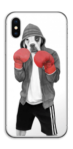 Street Boxer skin IPhone XS