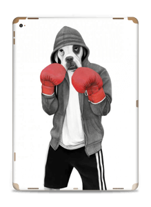 Street Boxer Skin IPad Pro 12.9