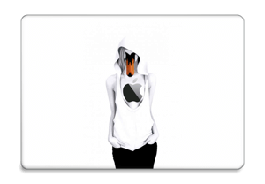 "Swan Lady tarrakuori MacBook Pro 15"" 2016-"