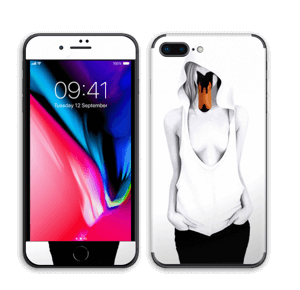 El Cisne Vinilo  IPhone 8 Plus